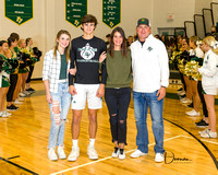 Boys Basketball Parent Night